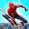 蜘蛛绳超级英雄游戏