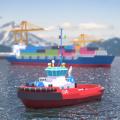 现代货轮模拟器游戏