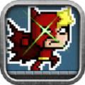 像素超人战斗游戏