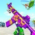 真实反恐机器人射击游戏