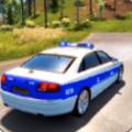 多层警察停车场竞技场2021游戏