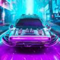 未来城市赛车游戏