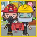托卡王国消防员游戏