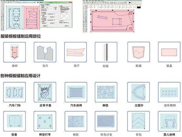 富怡服装cad制图软件图2