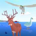 动物融合战场模拟器游戏