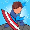 盾牌防御战游戏