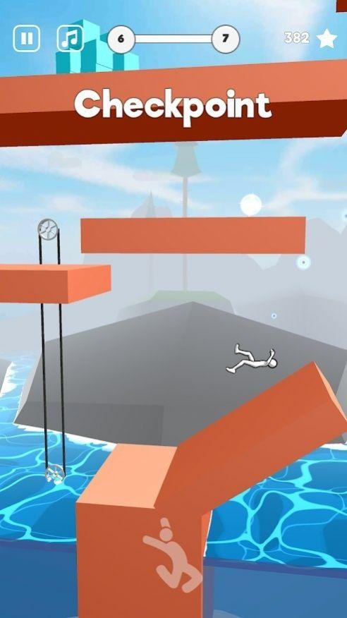疯狂特技跳跃游戏图2