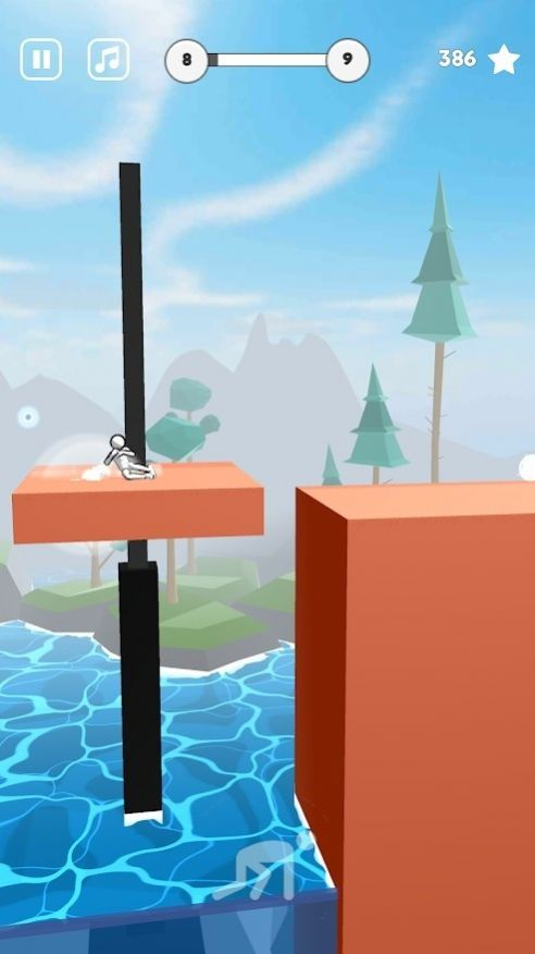 疯狂特技跳跃游戏安卓版图片1