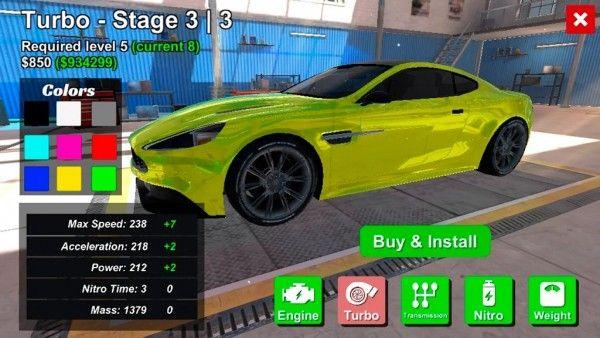 街头飙车3D游戏最新安卓版图片2