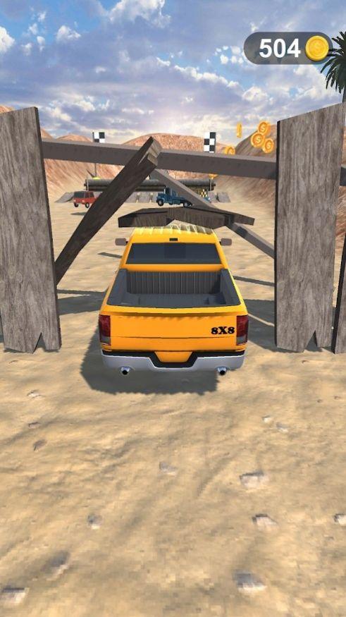 越野试验司机游戏图1