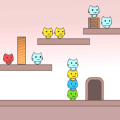叠猫猫废朋友的小猫游戏