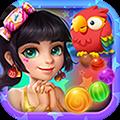 糖果泡泡龙app