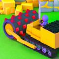 疯狂采矿车游戏