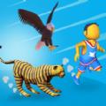 动物变身竞速游戏