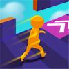 重力赛道跑酷游戏