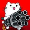 猫咪大战僵尸游戏