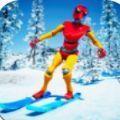高山特技滑雪游戏