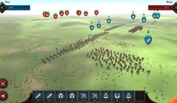 真实史诗战斗模拟器游戏图2