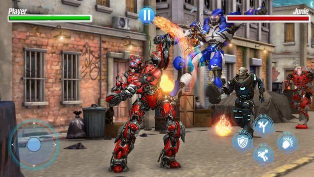 大型机器人环战游戏图3