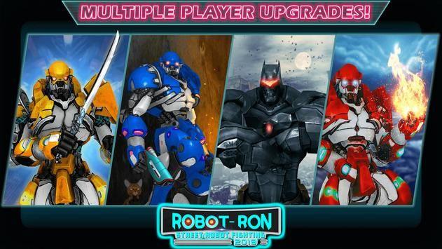 大型机器人环战游戏图2