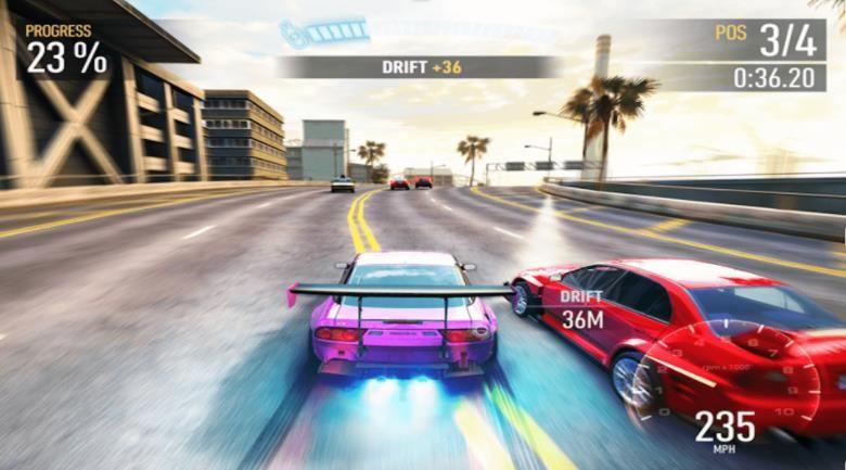 地平线极品飙车游戏官方安卓版图片1