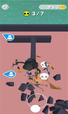 海妖头竞技场游戏图3