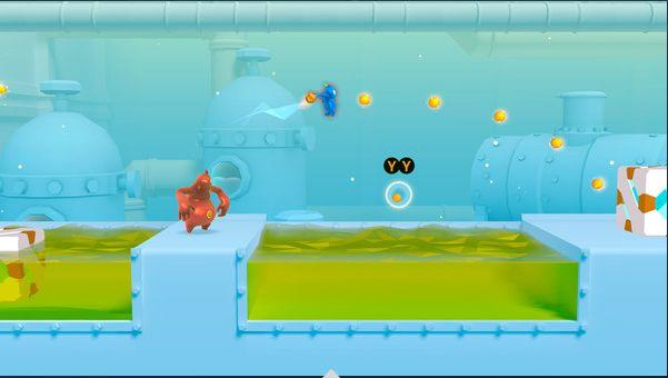 小团团玩的移形换位steam游戏双人官方版图片1
