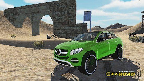 沙漠越野车游戏图1
