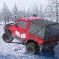 大型雪地卡车游戏