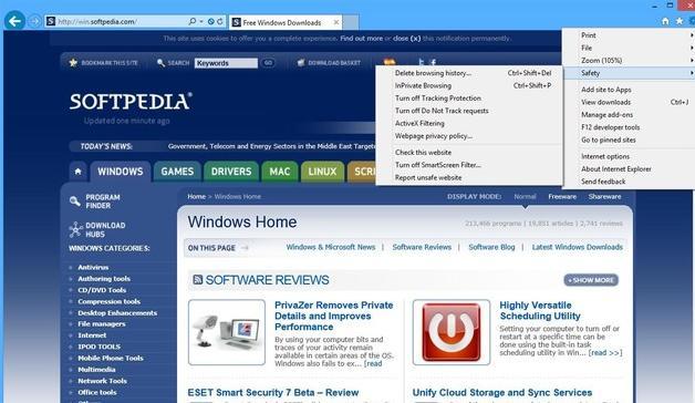 微軟ie11瀏覽器升級最新版本適應Win10平臺[圖]圖片1
