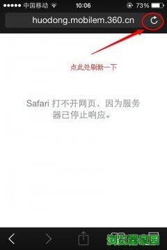 苹果safari浏览器无法打开网页怎么解决[图]