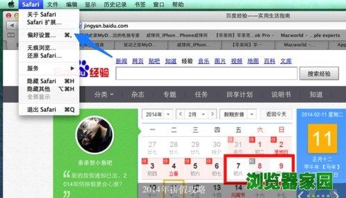 safari瀏覽器高級設置怎么設置[多圖]圖片1