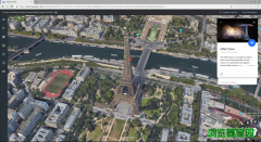 Google谷歌地球使用WebAssembly推出浏览器版本