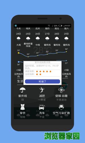 布谷鸟最新天气软件下载app安装图片1