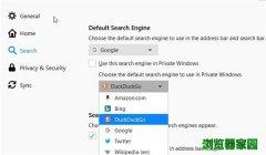 火狐瀏覽器隱私瀏覽功能將推獨立搜索引擎[多圖]